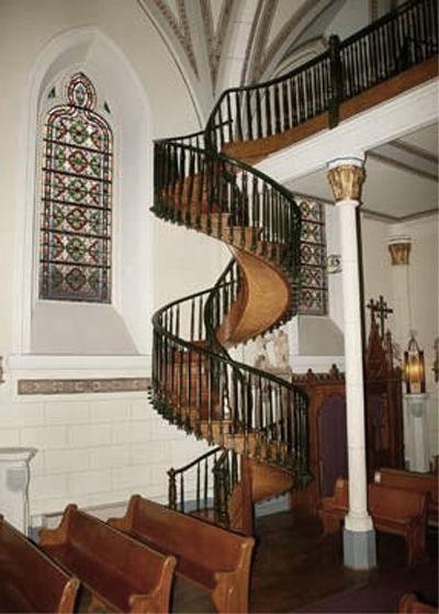 奇跡の螺旋階段