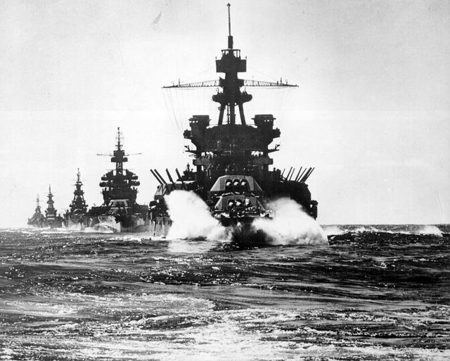 フリー戦艦
