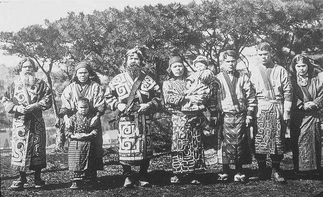 アイヌ民族についてすごい興味がある