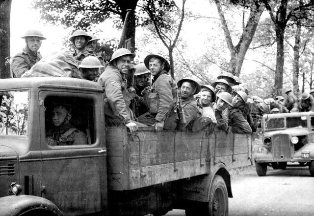 WW2のイギリス軍の過小評価は異常wwwowww