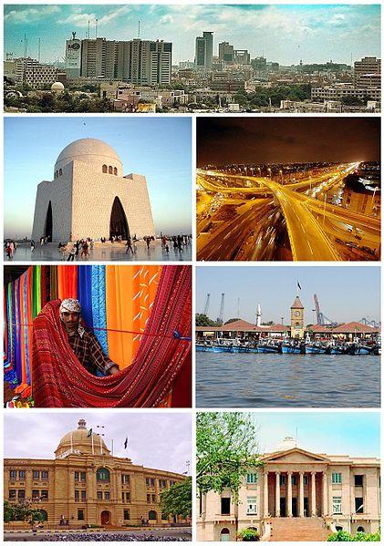 421px-Karachi_Montage_2