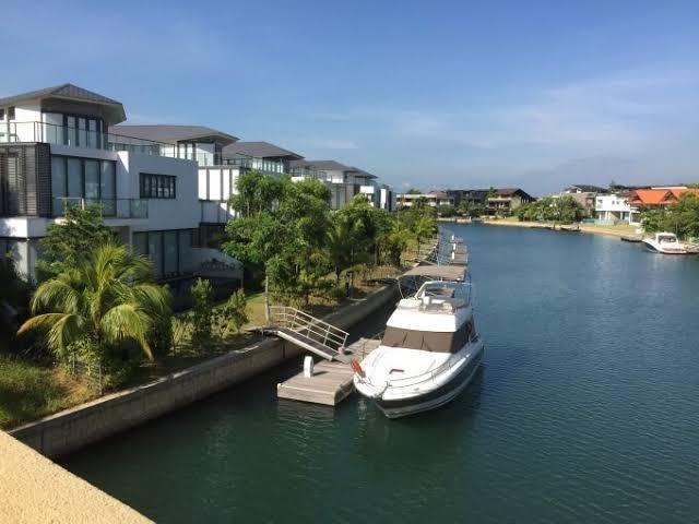 【画像】これがシンガポールで30億円とか50億する高級住宅街www