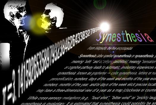 Synethsesia