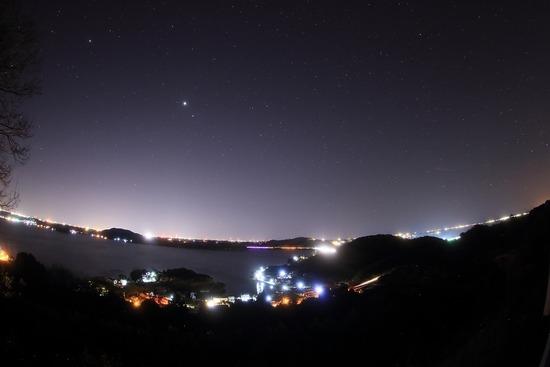 浜名湖夜景3-s