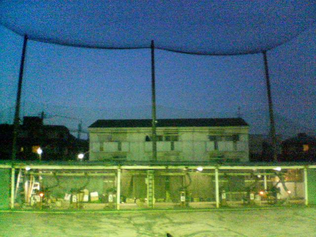 バッティング センター 駒沢