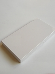 超自然派パウダーファンデーション・肌沙(ハダサ)×無印良品のファンデーションケース