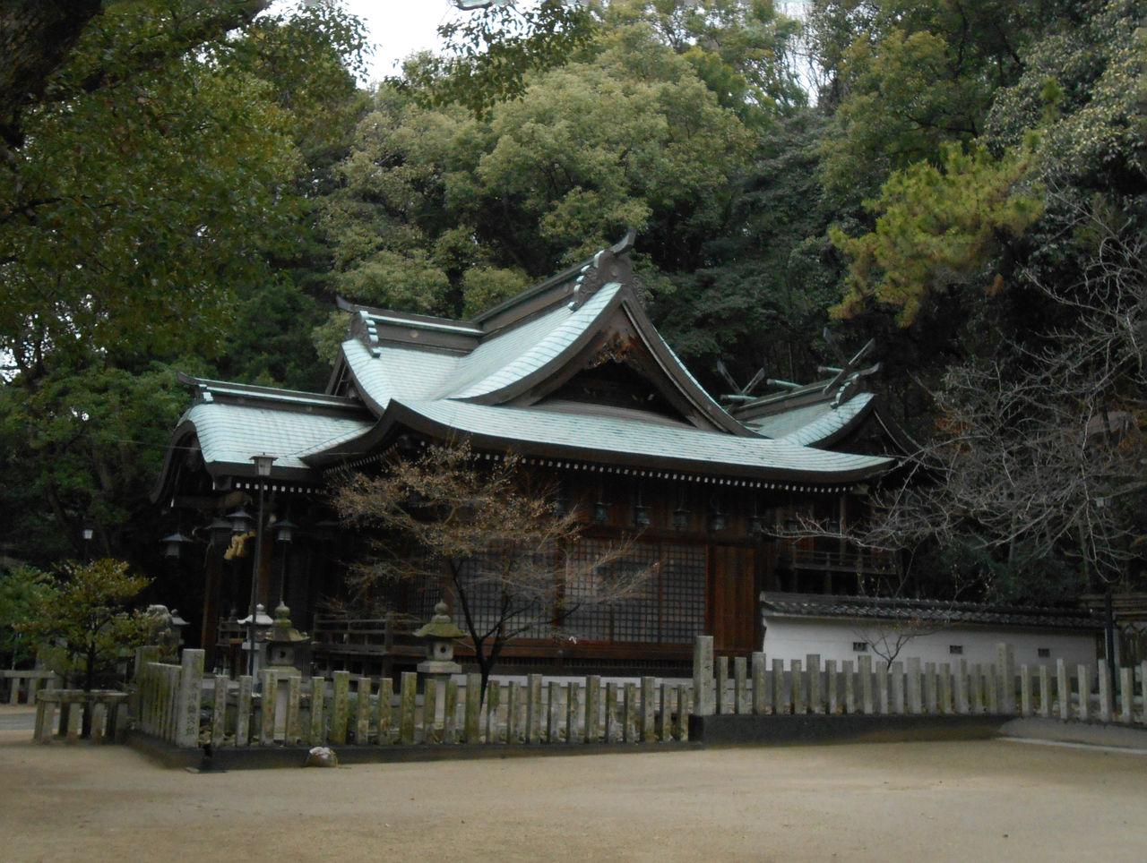 ねもの神社紀行録☆ : 垂水神社