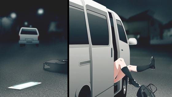 夜道でキモオヤジにハイエースされちゃうJK!女の独り歩きは危険!