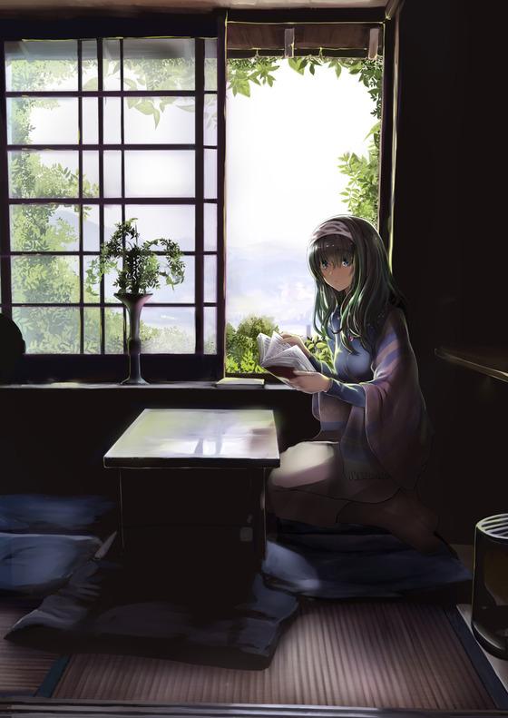 【デレマス】鷺沢文香ちゃんとイチャイチャした後セックスしちゃう画像wwww
