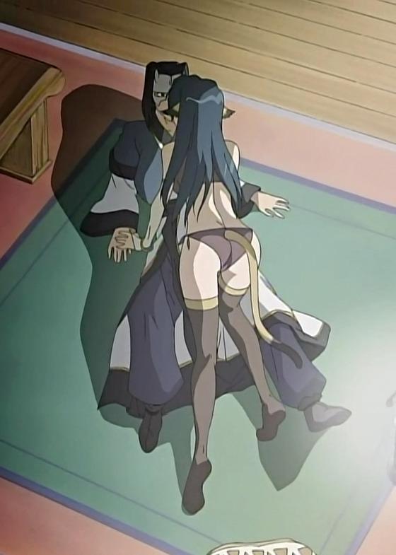 うたわれるものカルラお色気シーン004