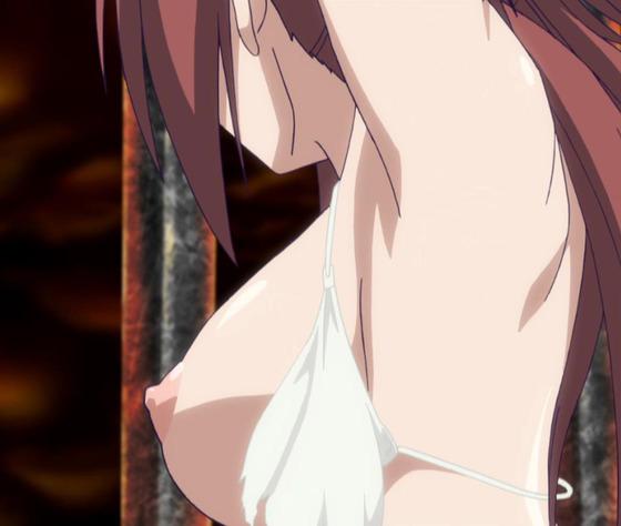 クイーンズブレイド アイリお色気シーンまとめ013
