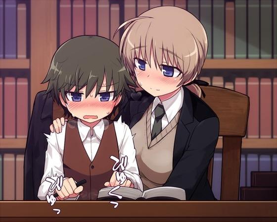 ショタチ○ポでお姉さんとエッチなことしまくってるエロ画像wwwpart32