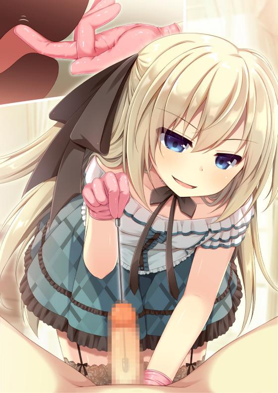 【ドMホイホイ画像www】美少女ヒロイン達にドS責めされたりしちゃってるpart60