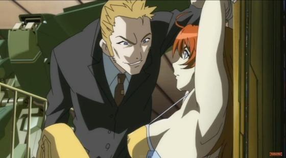 爆裂天使・メグ拘束エロシーン005