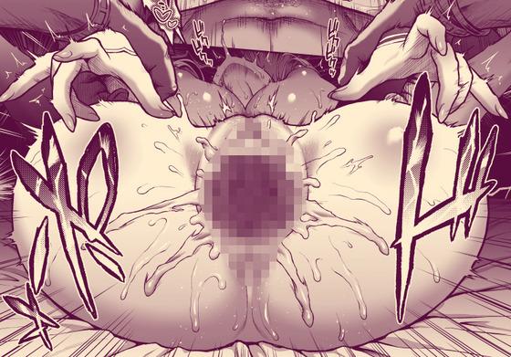 【エロ画像】 がっつり種付けされて「んほぉっ」されちゃってるヒロイン達wwwwpart75