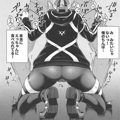 【エロ漫画】 直球彼女がかわいい!! 彼女「セックス教えて!!」 彼氏「!?」