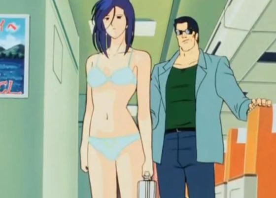 シティーハンター冴子セクハラ003