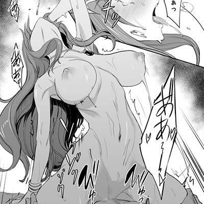 【エロ漫画】  天才美少女科学者JK 「この薬さえあれば極太凶悪ペニスが手に入るのです!」 粗チンヘタレ男子 「えーーーーっ!?」