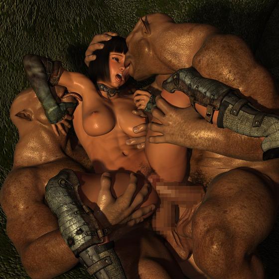 【ニラマレイプwww】強気なヒロインをオチンポで屈服させたくなるエロ画像www
