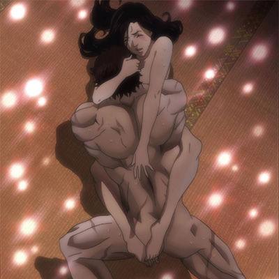 【エロ漫画】女エージェント丸呑みイキ地獄!!宇宙人に取り込まれて絶頂エナジーを吸収されちゃうwww