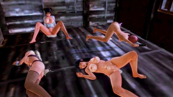 がっつり集団で輪姦されちゃってる女の子達49018