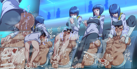 【エロ画像】 美少女ヒロイン達にドS責め!! オチンポいじくり回されてるドMホイホイ画像wwwpart61