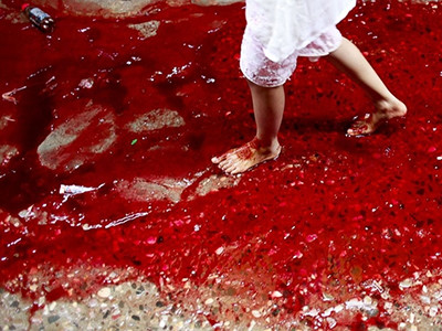 【エロすぎワロタwww】羞恥に悶えるヒロイン達のエロ画像www