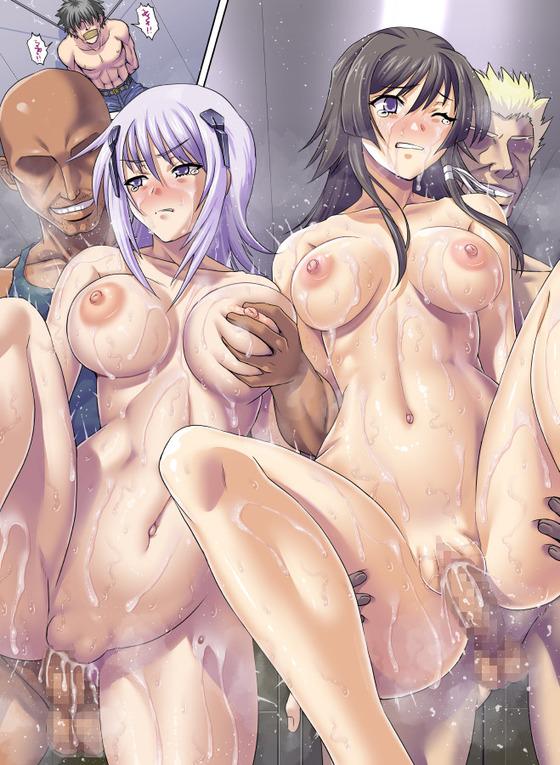 【エロ画像】 乱交セックス!! 複数人入り乱れてエロエロな画像とかwwwwwwwpart34