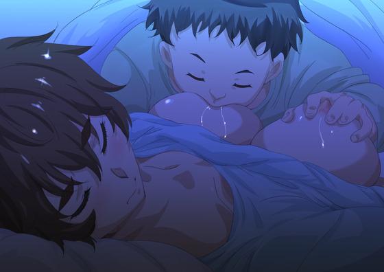 【睡眠レイプwww】寝ているヒロインを無理やり犯してるエロ画像wwwwpart28