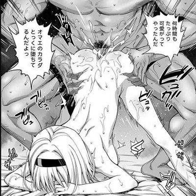 【エロ漫画】バイセクシャル生徒会長「コイツ調教して私達専用の肉バイブにしましょ♥」 レズセックスで覗きオナニーしてるのがバレた結果www