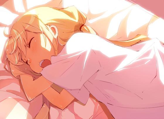 寝ている女の子にいたずら画像24003