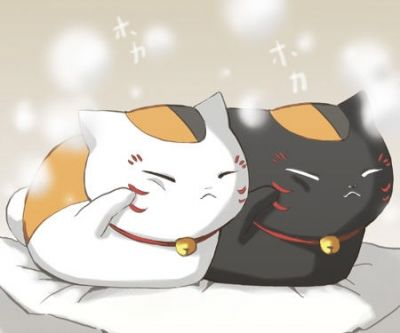 にゃんこ先生(夏目友人帳)可愛い画像♡