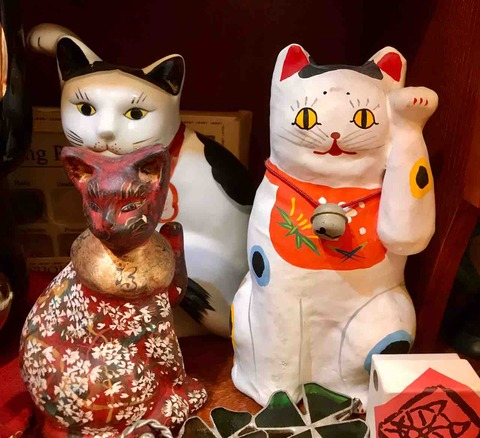 今日!9月29日は招き猫の日!