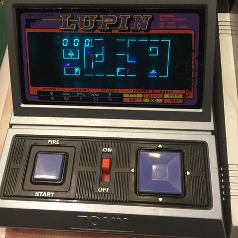 LUPINゲーム