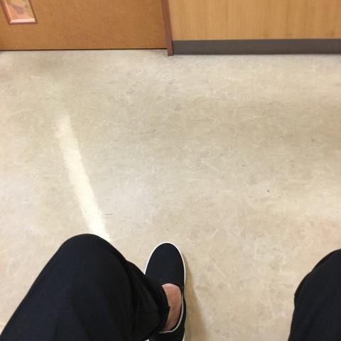 病院が愛想ない件