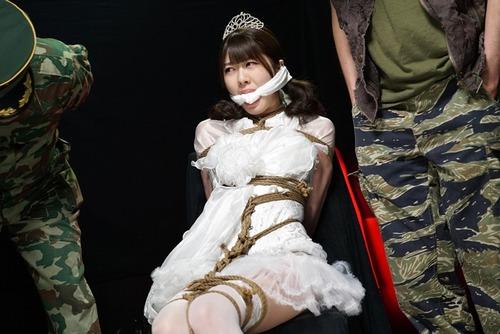 有坂深雪 哀哭の姫君拷問~敵に捕まったプリンセス (5)