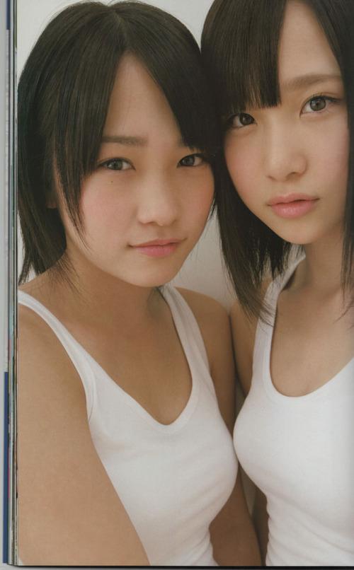 AKB48りっちゃん・川栄李奈グラビア画像020