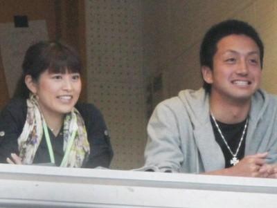 森麻季7沢村拓一投手結婚時画像 (3)