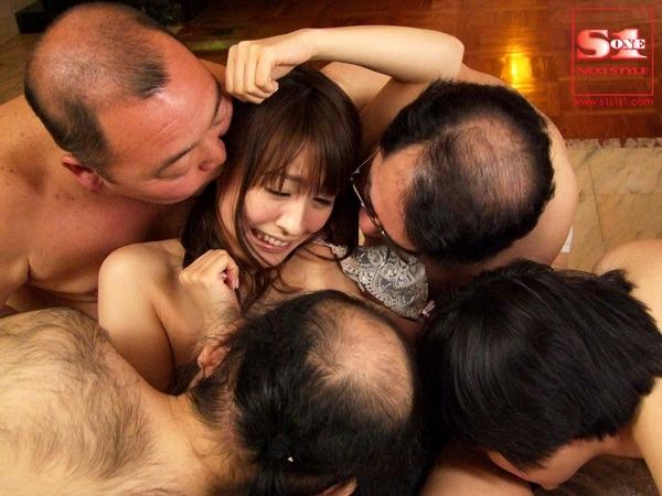 森川真羽1キモメンに犯される美少女の画像 (3)
