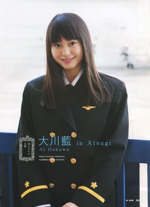 「アイドリング!!!」大川藍がガッキーと初共演のグラマーボデイ画像45枚画像5