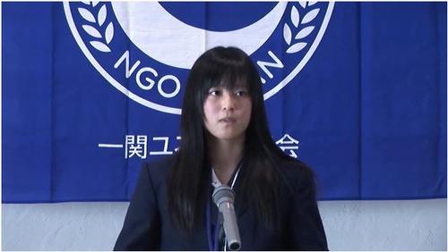 【Spirit of Hiraizumi High school Speech Contest】