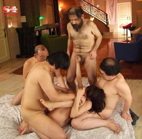 森川真羽1キモメンに犯される美少女の画像 (4)
