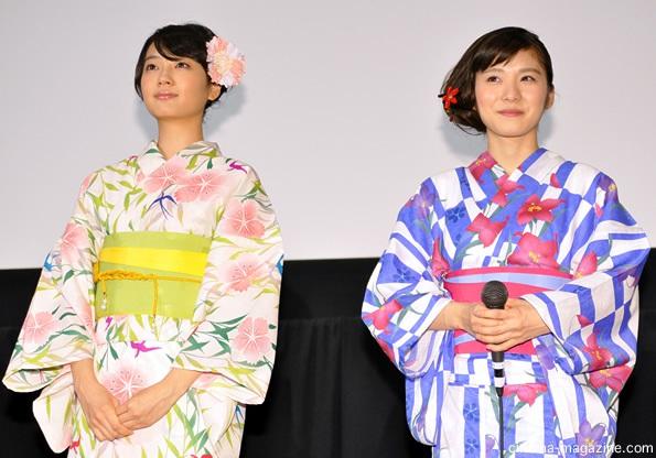 松岡茉優7桐島、部活やめるってよ  (1)