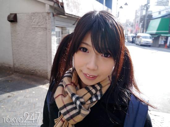 敏感少女3雑司が谷散歩画像 (2)