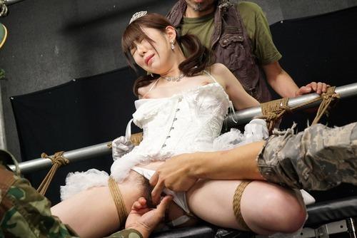 有坂深雪 哀哭の姫君拷問~敵に捕まったプリンセス (10)