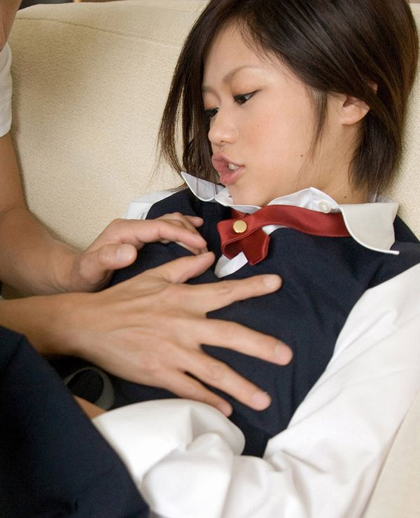 女子高校生コスプレ8おっぱい画像 (3)