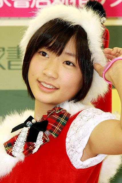 相楽樹8クリスマスサンタコスプレ画像 (4)