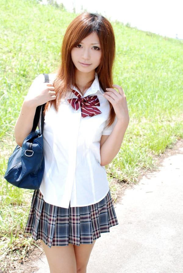 女子高校生コスプレ9制服画像 (2)