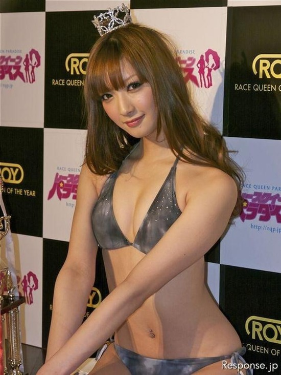 菜々緒7レースクイーン・オブザイヤーの画像 (3)