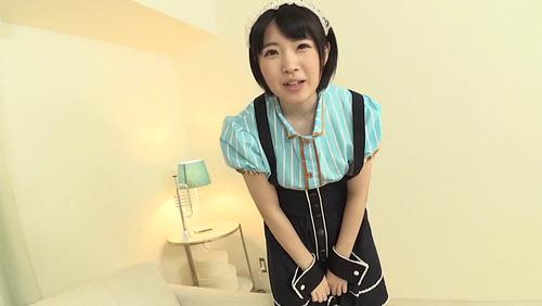 皆月ひかる パイパン美少女が僕専用メイド (22)